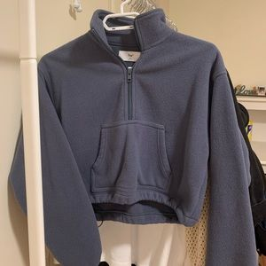 ARITZIA tna Lena cropped sweater xxs